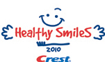 Healthy Smiles 2010 Crest Logo