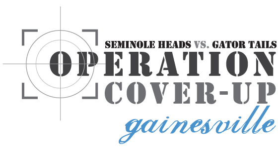 Operation Cover-up Gainesville